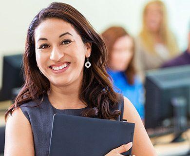 mid career educator